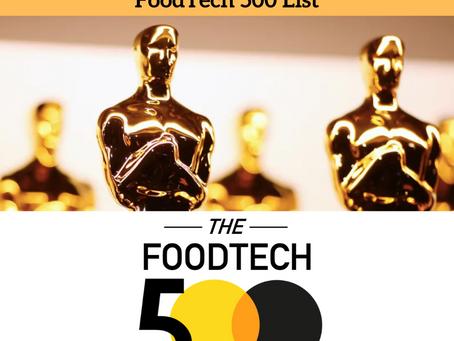 Elaisian tra le best 500 FoodTech startups del mondo