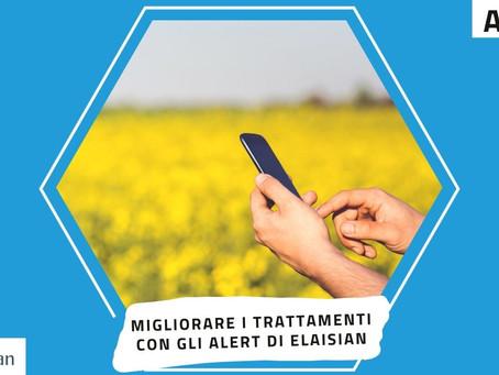 Migliorare i trattamenti con gli alert di Elaisian