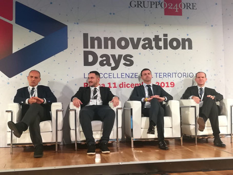 Innovation Days 2019 - Le Eccellenze del Territorio