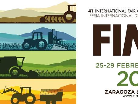 Elaisian a FIMA 2020 a Saragozza dal 25 al 29 Febbraio