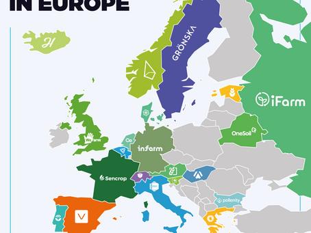 Elaisian - tra le migliori startup AgTech di Europa