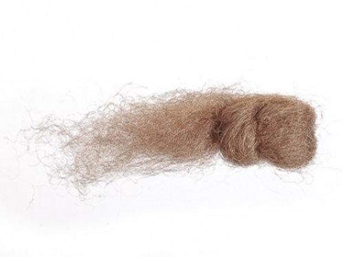 25gr lana de pelo corto beige