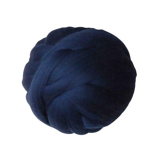 100gr merino Azul marino