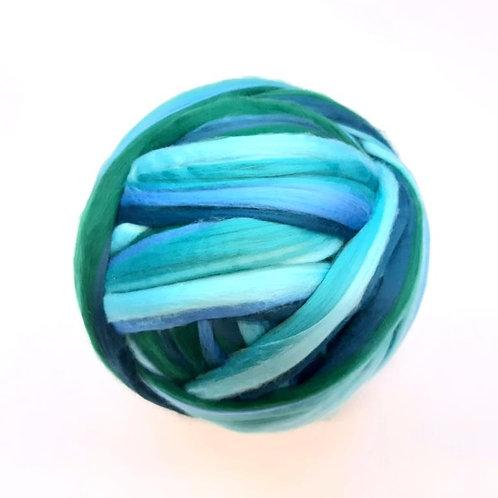 100gr  Multicolor azul-verde