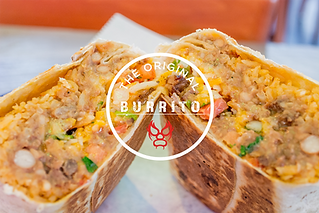 A big burrito that will make you cheat on your breakfast