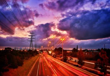 westgate-sunrise-melbourne-hamish-blair-