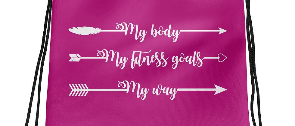 My Body, My Fitness Goal, My Way Women's Fitness Training Gym