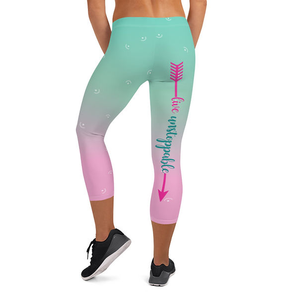 Fit Empowered and Unstoppable Leggings P