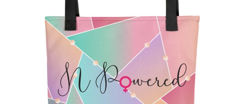 N-Powered Women's Empowerment Tote Bag