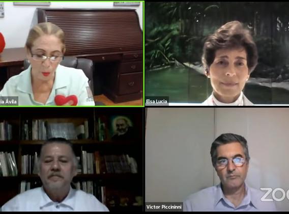 Congreso Internacional Acompañamiento Emocional en la pandemia covid-19 (4:00pm a 8:00pm)