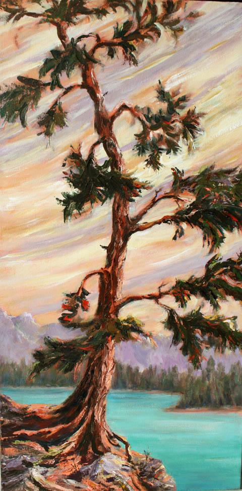Premier Pine 15x30 acrylic
