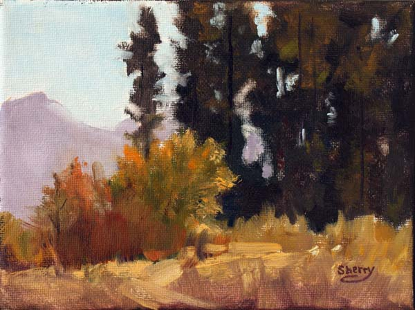Great Choice 8x6 oil