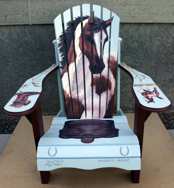 Majestic Mount-art chair