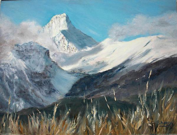 Majestic Mt Nelson 16x12 oil.jpg