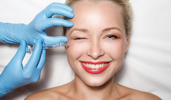 Medical injectables at eye love lash