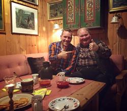 Knut Buen og Kjetil Flatland