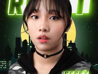 하이큐티의 세 번째 솔로, 래퍼 황윤정 리셋(RESET) 발매