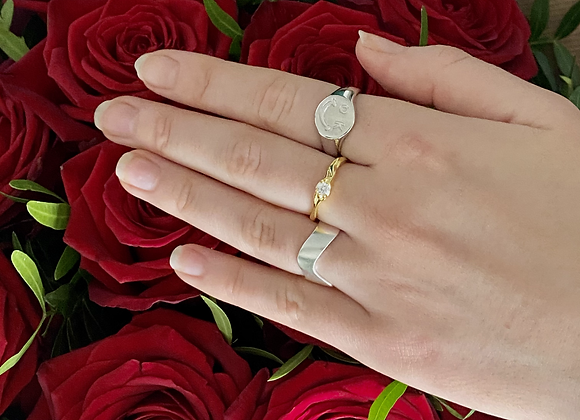 Sure Thing Ring