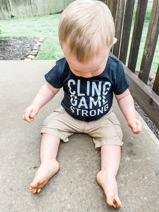 Cling Game Baby