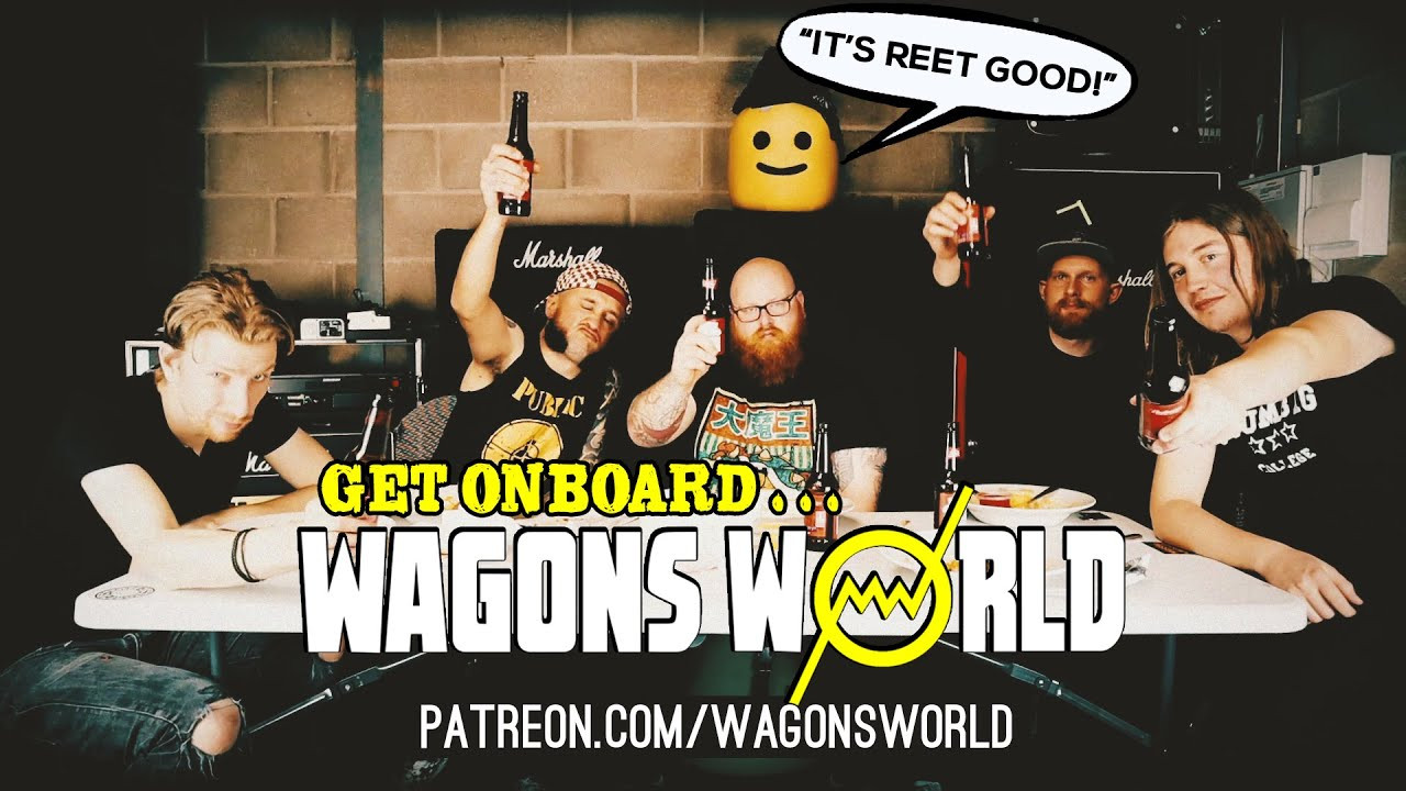Wagons World Official Fanclub!