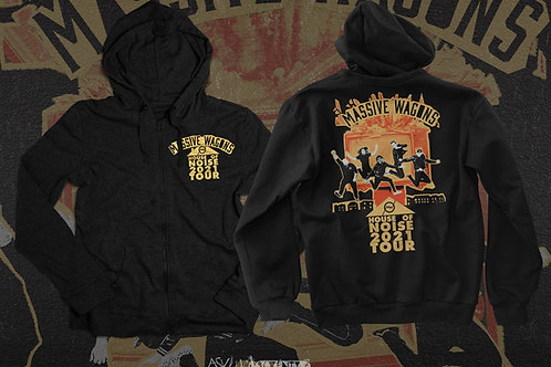 'House Of Noise' Tour Zip Hoody
