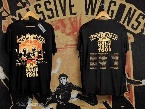 House Of Noise Tour Mens T-shirt