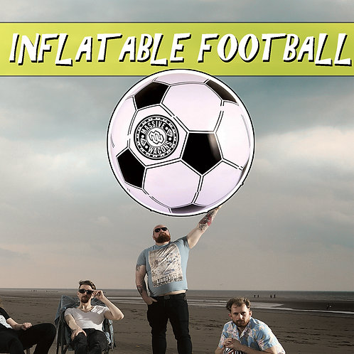 Inflatable 'Changes' Football