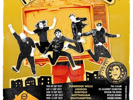UK 2021 TOUR NEWS