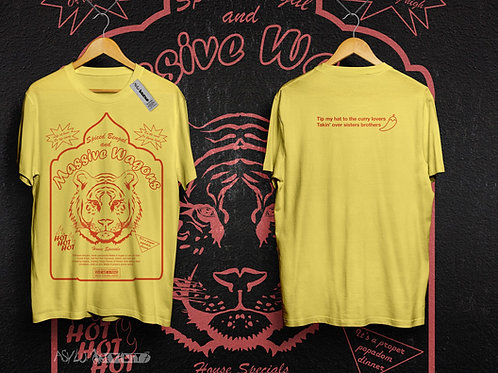 The Curry Song Mens T-shirt