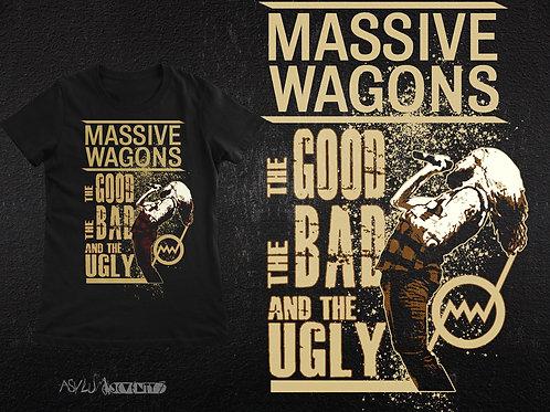 Good Bad Ugly Mens T-Shirt
