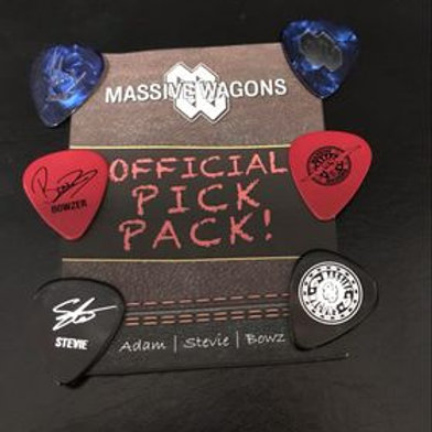 Signature Pick Packs (3 Plecs)