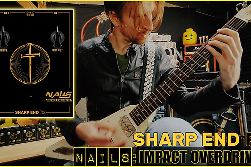 SHARP END FX: NAILS