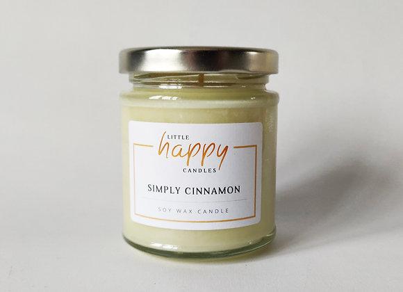 Simply Cinnamon Candle