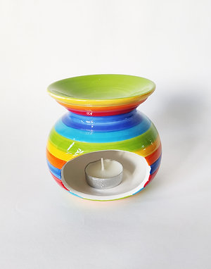 Rainbow Tealight Warmer