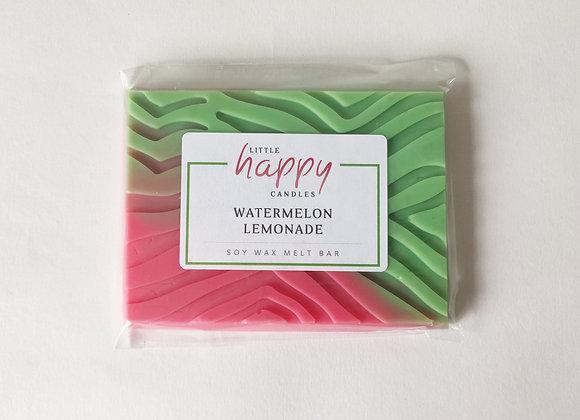 Watermelon Lemonade Snap Bar