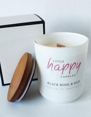 Black Rose & Oud