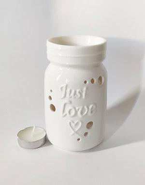 Mason Jar Style Tealight Warmer