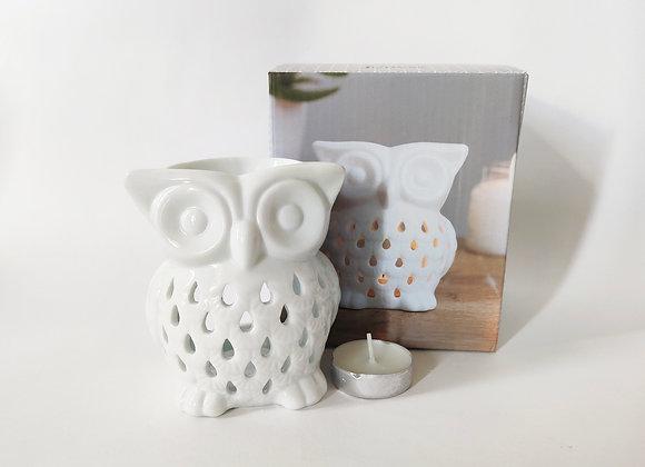 Owl Tealight Warmer