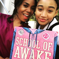 School Of Awake Kidada Jones