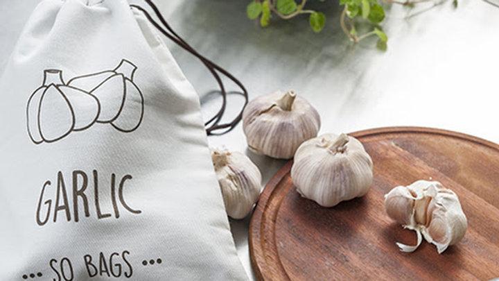 So Bags garlic