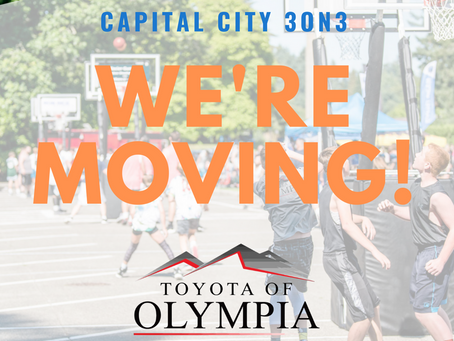 NEW LOCATION for 2021 at Toyota of Olympia