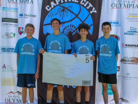 Boys 7th Champs - Rolex Gang