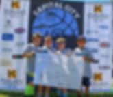 3rd grade boys champions 2018