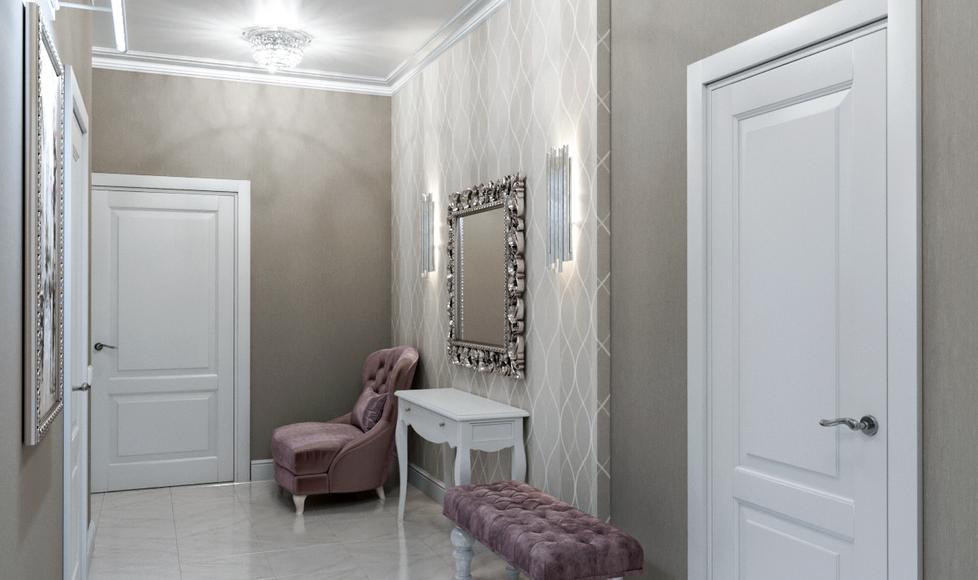 Классическая квартира на ул. Кирочная, в г. Санкт-Петербург, 2019г. 