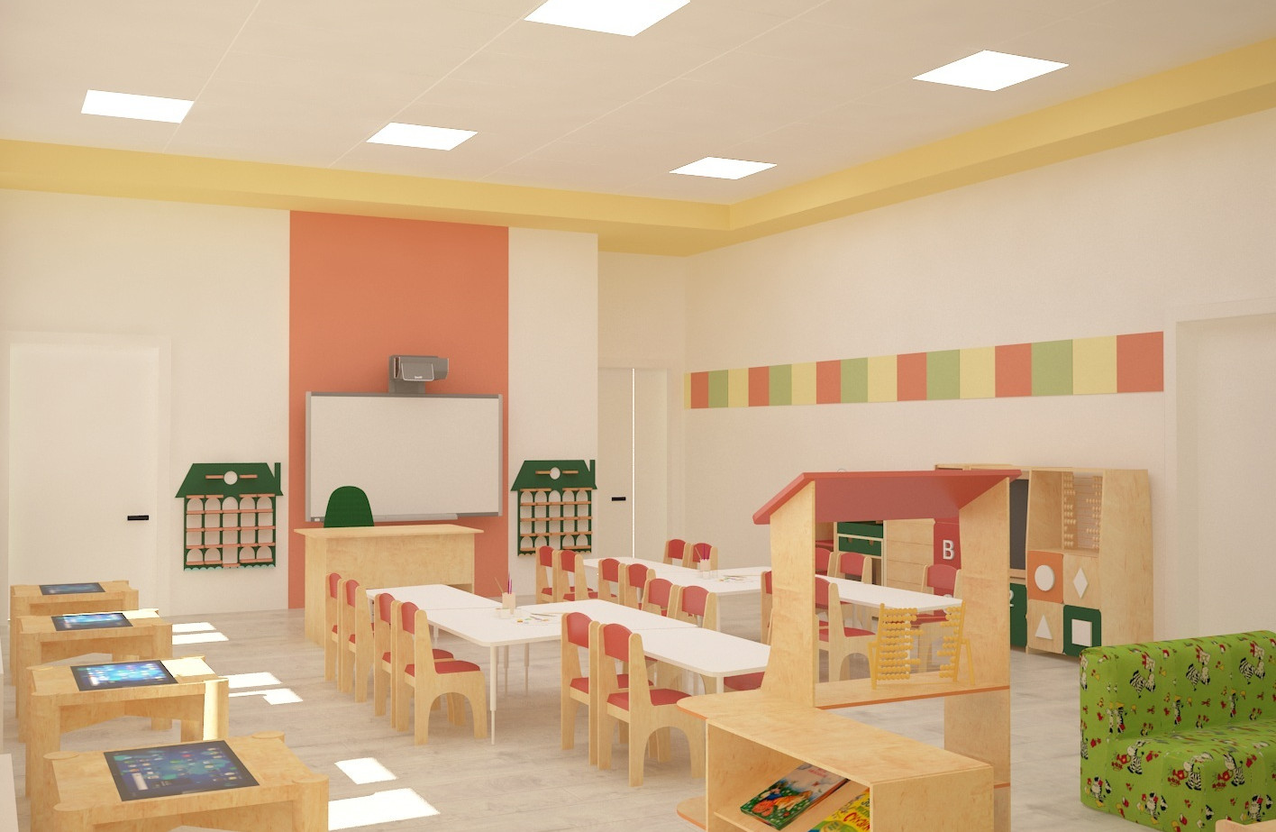 Частный детский сад ул. Большом Проспект