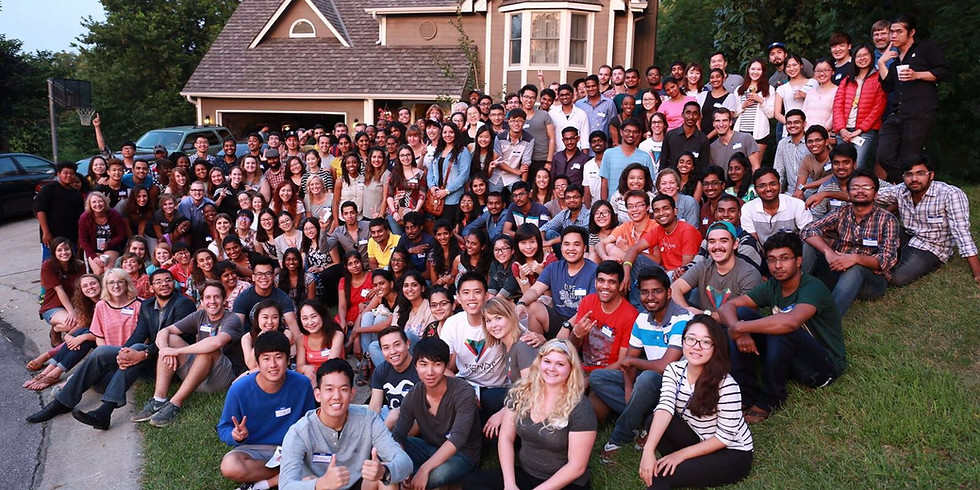 New International Student Welcome Party (1)