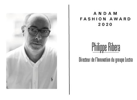 Interview de Philippe Ribera, membre du jury ANDAM Fashion Award 2020