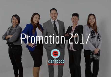Témoignages de la promotion 2017