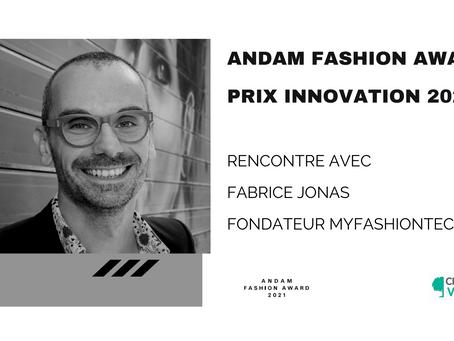 Interview avec Fabrice Jonas, fondateur de MyFashionTech