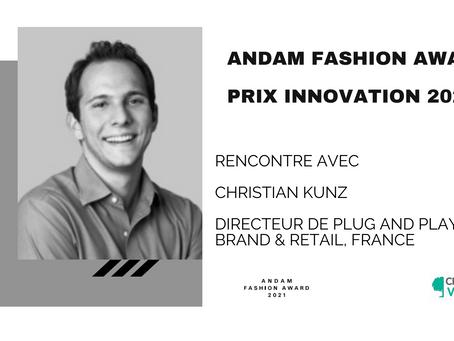 Rencontre avec Christian Kunz, Directeur de Plug and Play France
